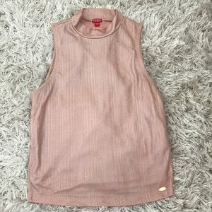 High neck Guess top
